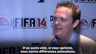 FIFA 14 : interview du producteur - PC PS3 Xbox 360 - Reportage Gamekult