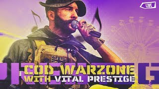 #1 iN INDIA | COD WARZONE | MUSICAL STREAM