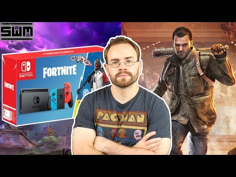 A Weird Switch Bundle Gets Announced And Goodbye Dead Rising | News Wave