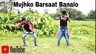 mujhko barsaat bana lo dance cover by as academy