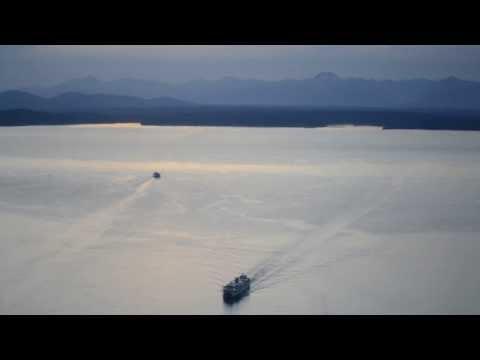 Washington State Ferries on Puget Sound