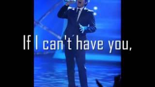 Adam Lambert - If I Can