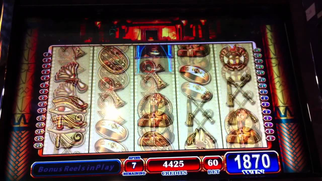 Slot Machines Play For Free With Bonus Rounds