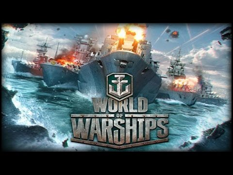 World of Warships: Carrier gameplay