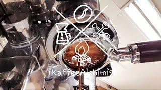 #커피그라인더날 분해 청소