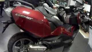 BMW Motorrad C600Sport/C650GT (BMW Motorad 初のメガスクーター)