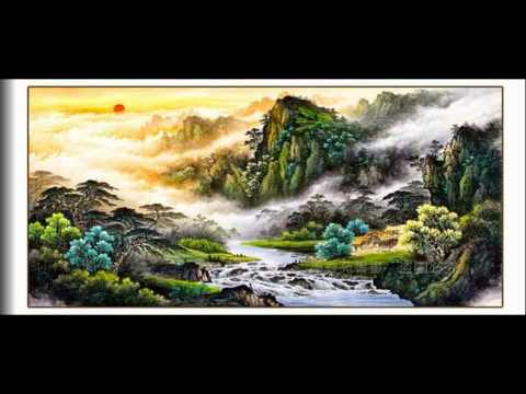 Chinese Mountain Paintings | Chinese Landscape Paintings For Sale