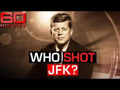 Who shot American President John F Kennedy? | 60 Minutes Australia