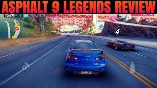Desinstala TODOS los juegos de Autos que tengas (Asphalt 9 Legends)