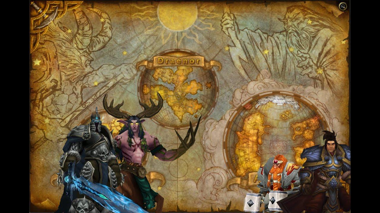 Azeroth Wars: Legacy Reborn #1 -  Dawn of the Demigods (2/3)