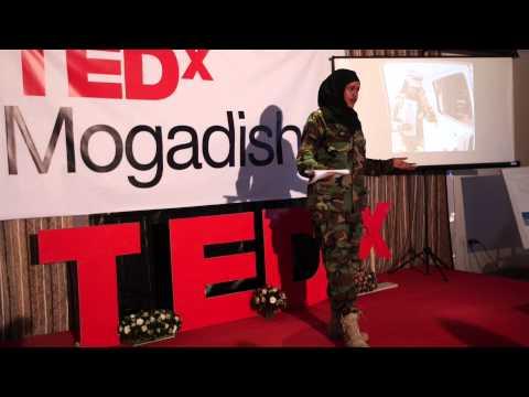 Fighting Al Shabaab as a woman in Somalia's national army | Iman Elman | TEDxMogadishu