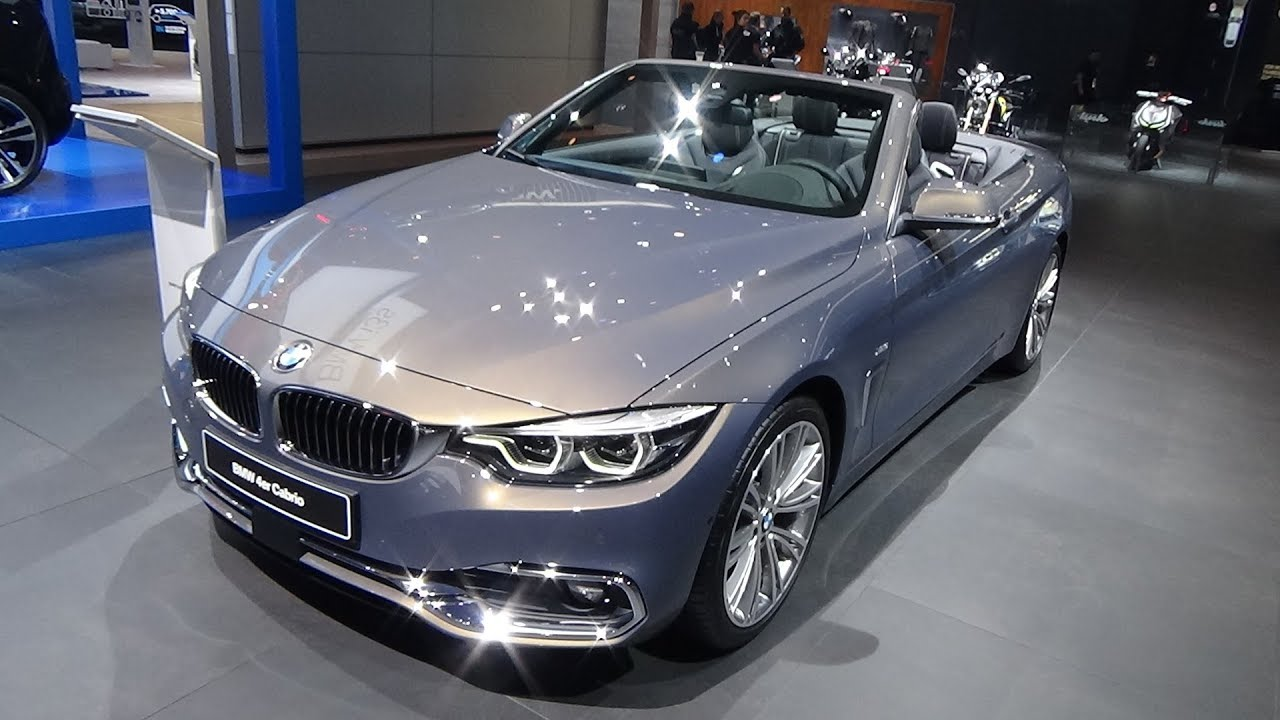 2018 bmw 430i convertible luxury line exterior and. Black Bedroom Furniture Sets. Home Design Ideas