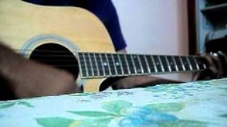 ponveene Malayalam song guitar from thalavattam movie