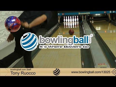 bowlingball.com Columbia 300 Impulse Bowling Ball Reaction Video Review