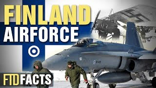 Incredible Facts About Finland Airforce