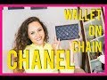 CHANEL WALLET ON CHAIN REVIEW (CAVIAR LEATHER) | CA$$IE THORPE