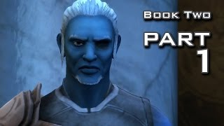 Dreamfall Chapters - Book Two: Rebels (PC) - Part 1 (w/ Live Commentary)