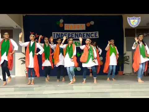 Independence Day celebration beautiful Dance 2017- Good Shepherd Shahdol