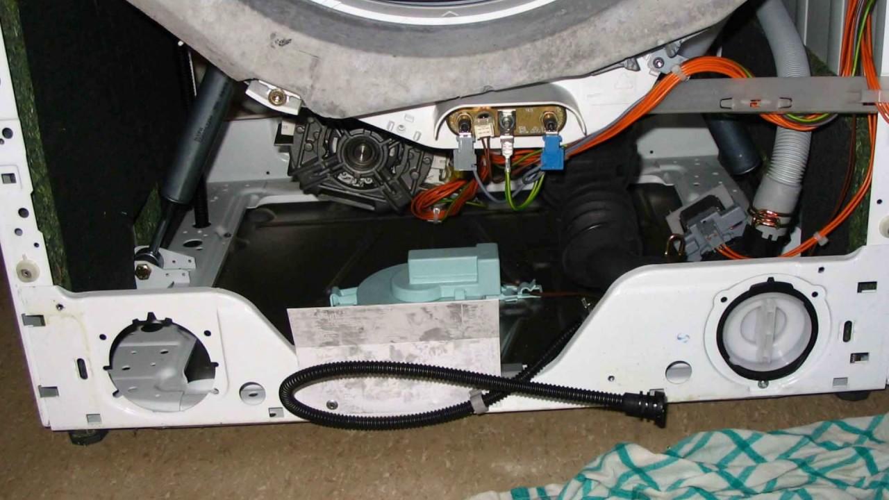 Waschmaschine Reparieren Bosch Wfl 287 S