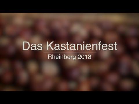 Kastanienfest Rheinberg 2018