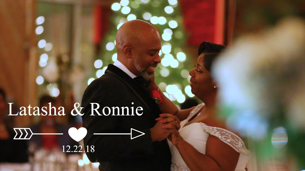 Latasha & Ronnie Wedding Movie