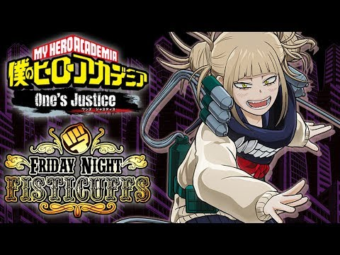 Friday Night Fisticuffs - My Hero One's Justice