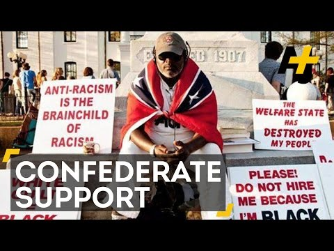 Black Pro-Confederate Flag Supporter Dies In Car Crash