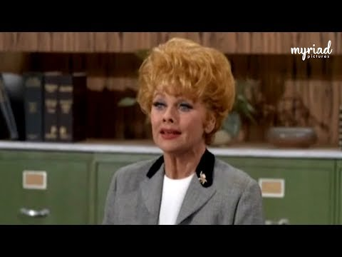 The Lucy Show - Season 5, Episode 6: Lucy Flies to London (HD Remastered)