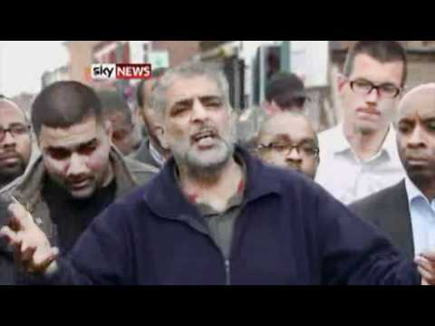 UK Riots 2011, Birmingham Father makes moving passionate plea for calm after his son was murdered