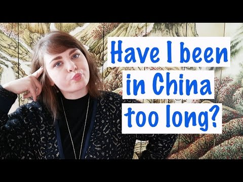 Five Things I do After Being in China for too Long! // 我在中国呆的时间太久后要做的五件事