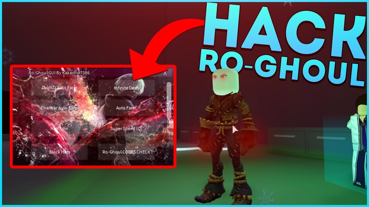 Script Hack Roblox Ro Ghoul Get Robux Points 300k Free Rc And Yen Ro Ghoul By Okupa
