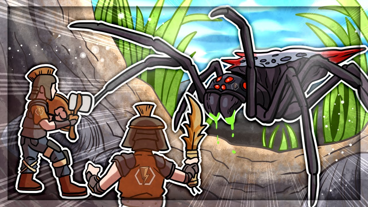 Download We Created The MOST POWERFUL Weapon EVER in Grounded