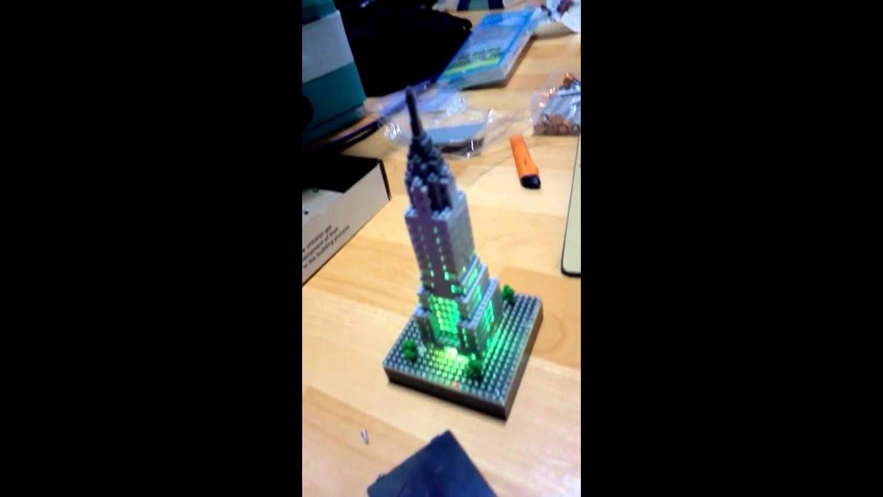 크라이슬러 빌딩 레고