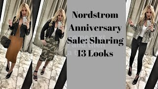 NORDSTROM ANNIVERSARY SALE 2019: Sharing 13 Chic & Affordable Looks