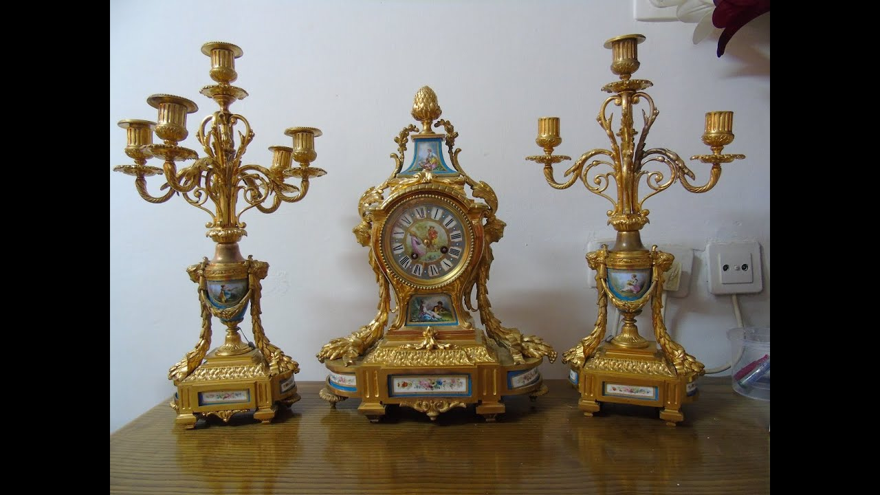 how to clean antique bronze and brass youtube. Black Bedroom Furniture Sets. Home Design Ideas