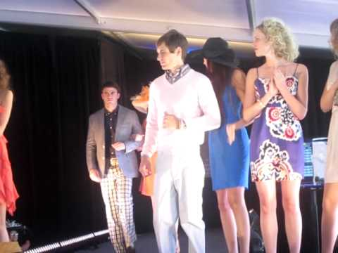 Louisiana Derby Amelie G Runway Show