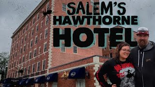 SALEM'S HAUNTED HAWTHORNE HOTEL [With a VINTAGE Ouija Board!]