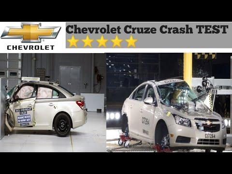 Chevrolet Cruze#crash #test #chevycruzecrashtest