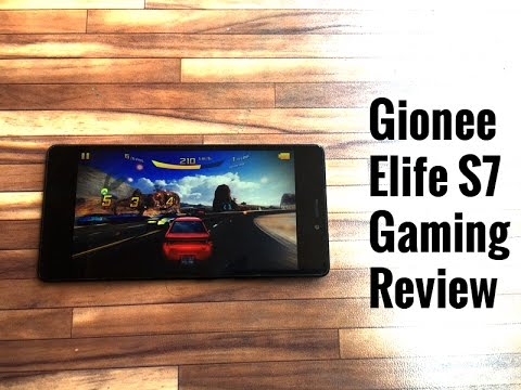 Gionee Elife S7 Gaming Review