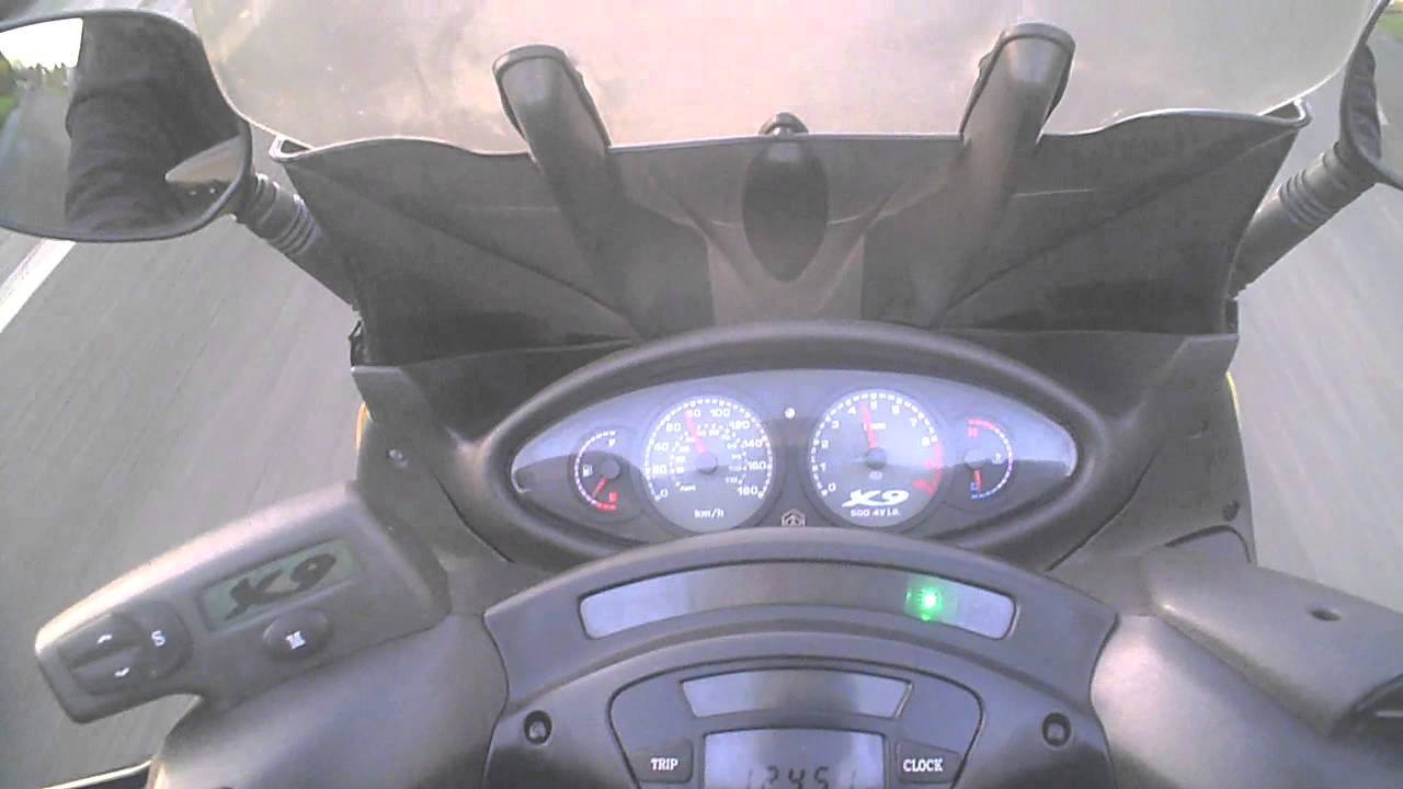 piaggio x9 500 sl short review. - youtube