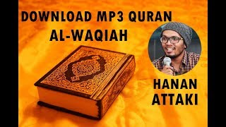 Gambar cover [Download MP3 Quran] - 056 Al-Waqiah by Hanan Attaki
