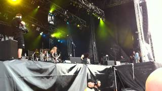 Iced Earth -  Birth of the Wicked @ Sweden Rock Festival 2011