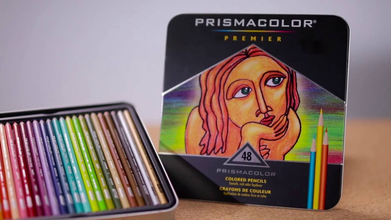 Coloring: How to Blend Colors With Prismacolor Colored Pencils ...