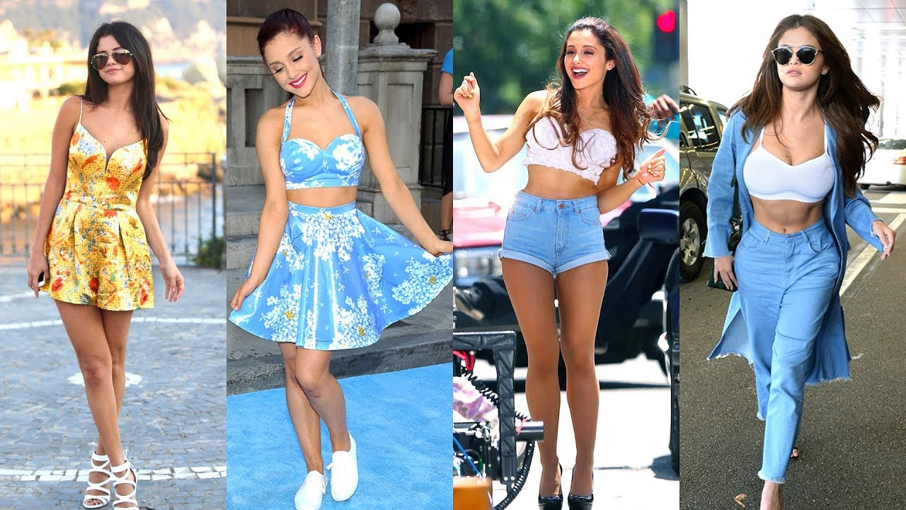 eea2e2ebdf9 Ariana Grande vs Selena Gomez ☆ 2019 - YouTube