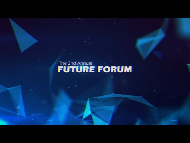 Join us for our 2nd Annual Future Forum