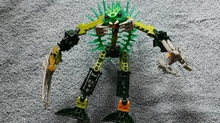 Bionicle Barraki Review: Ehlek