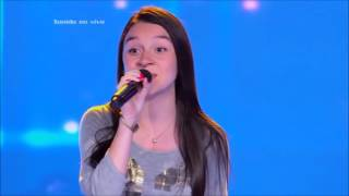 All Of Me  By Oriana (cover) - John Legend - LVK Col - Audiciones a ciegas
