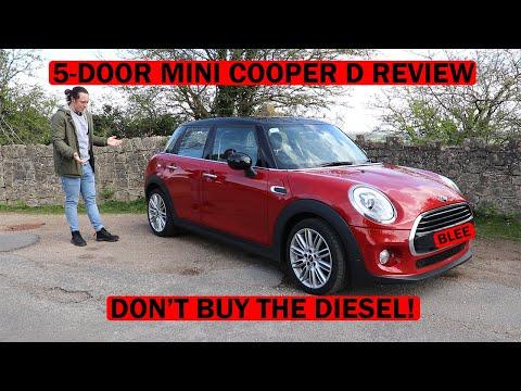 Do NOT buy a Diesel Mini! - Mini Cooper D Review (5-Door)