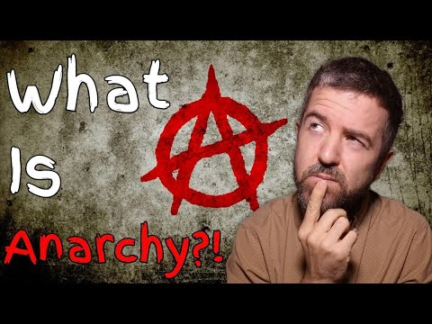 What Is Anarchy? Authorities In Canada Seem To Think They Know….Or Do They?