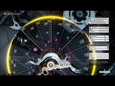 Warframe Mandachord: 相愛性理論/Sou Ai Sei Ron (DECO*27, Hatsune Miku)